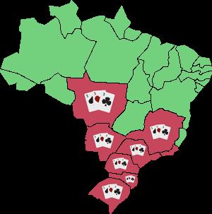 8 Federações de Truco no Brasil