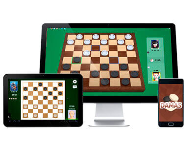 International Checkers Online MegaJogos