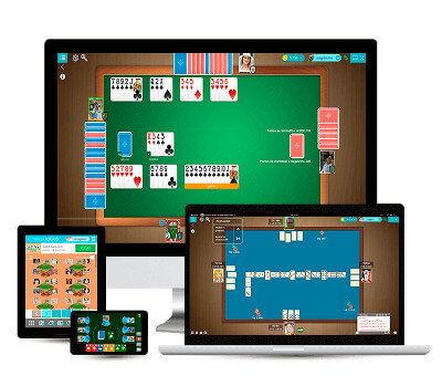 Domino Single Online MegaJogos