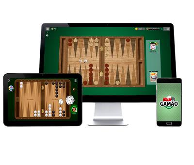 Backgammon  Online MegaJogos