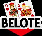 logo Belote - MegaJogos