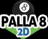 logo Sinuca Bola 8 2D - MegaJogos