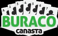 logo Buraco - Canastra - MegaJogos