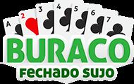 logo Buraco Fechado Sujo - MegaJogos