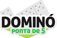 logo Dominó Ponta de 5 - MegaJogos