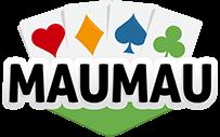 logo Mau Mau - MegaJogos
