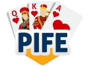 logo Pife - Pif Paf - MegaJogos