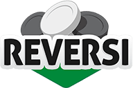 logo Reversi - MegaJogos