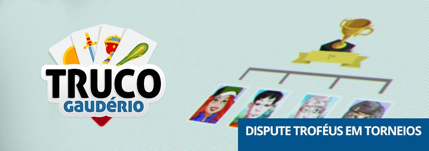 banner Truco Gaudério
