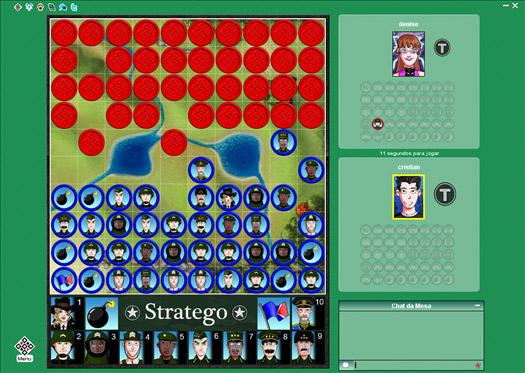 Stratego  Online MegaJogos