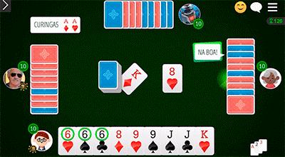 regras jogo cacheta como jogar
