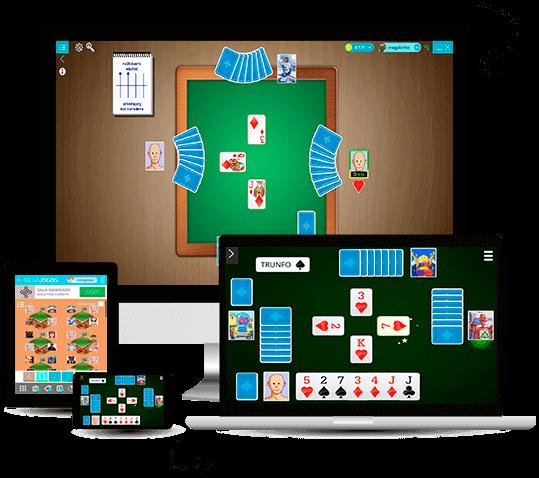 Gameplay Sueca